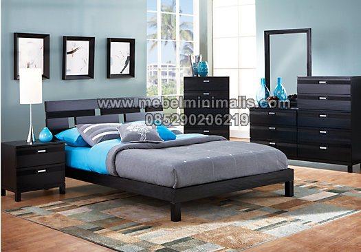 Jual Tempat Tidur Minimalis Bali MJ-TTM 148