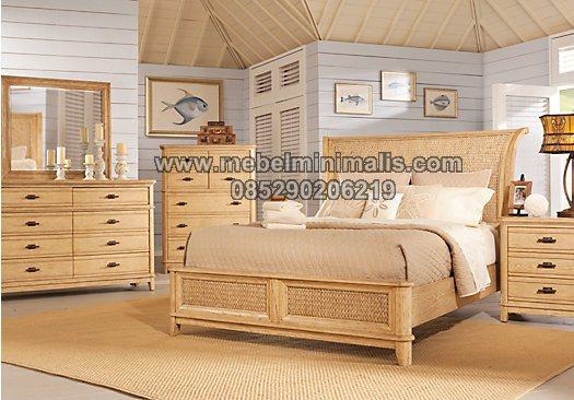 Tempat Tidur Cowo Minimalis MJ-TTM 155