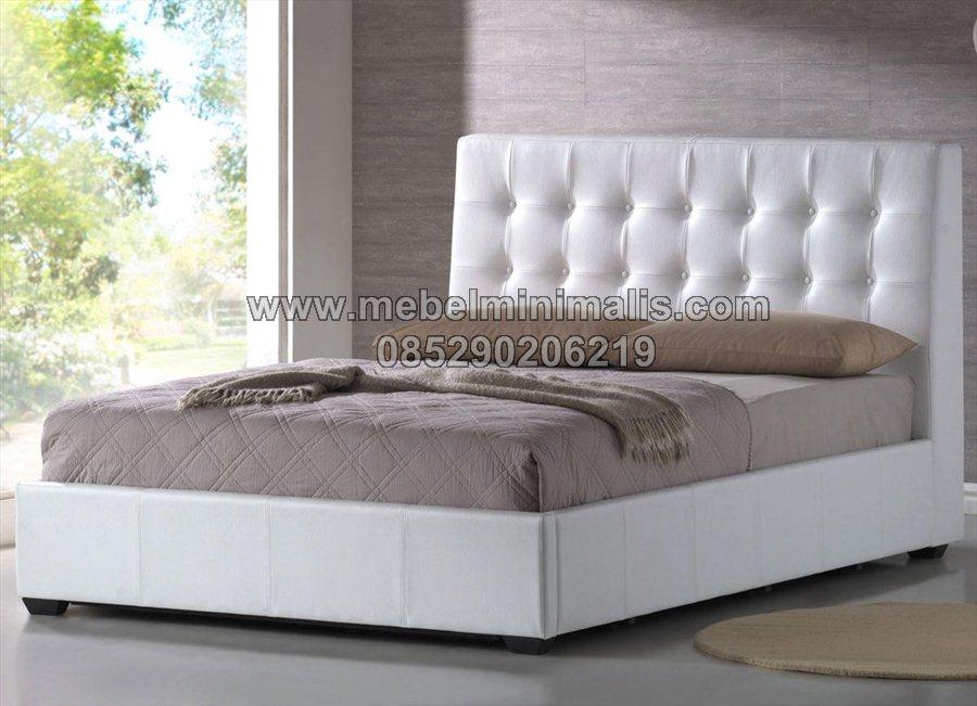 Tempat Tidur Minimalis Dengan Laci MJ-TTM 108
