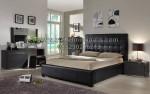 Tempat Tidur Minimalis Putih MJ-TTM 109