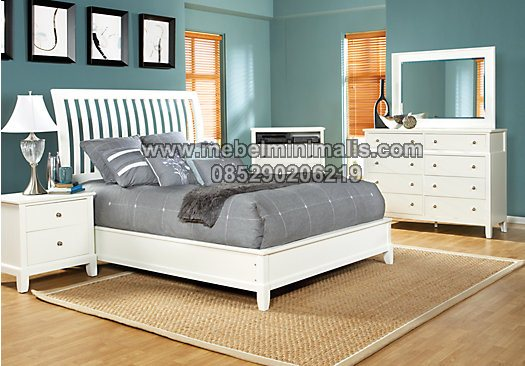 Ukuran Tempat Tidur Anak Minimalis MJ-TTM 138