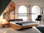 Desain Furniture Tempat Tidur Minimalis MJ-TTM 191
