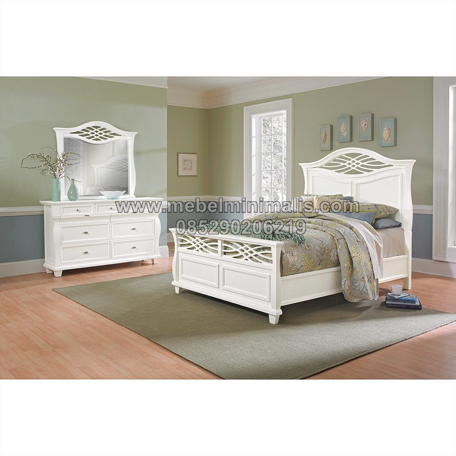Foto2 Tempat Tidur Minimalis MJ-TTM 188