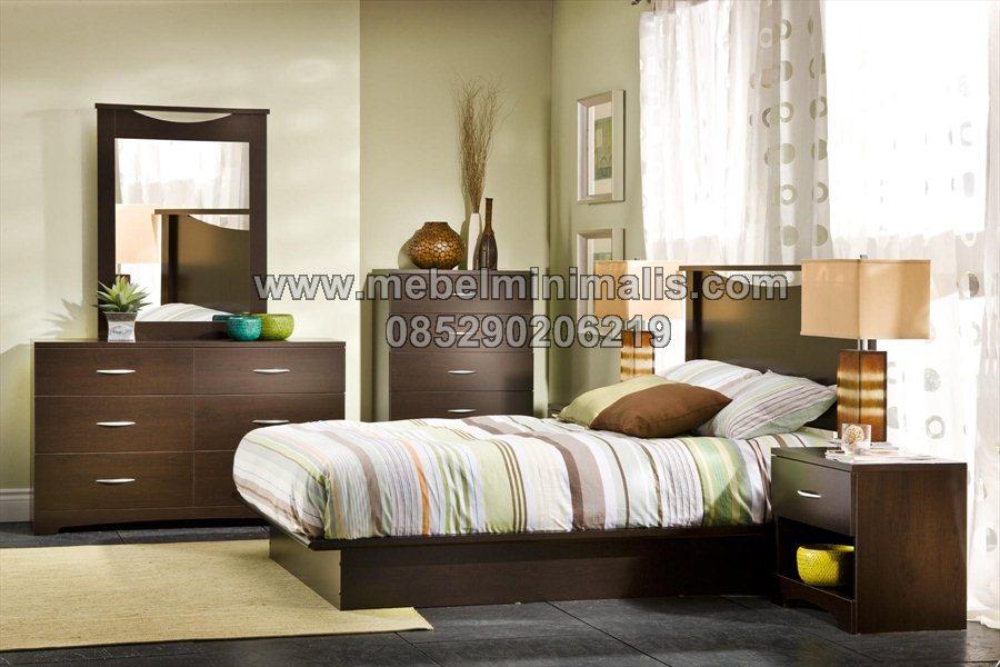 Gambar Tempat Tidur Minimalis 2016 MJ-TTM 214
