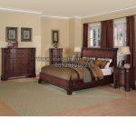 Gambar Tempat Tidur Minimalis Berlaci MJ-TTM 202