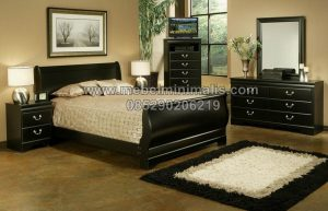 Gambar Tempat Tidur Minimalis Jepara MJ-TTM 213