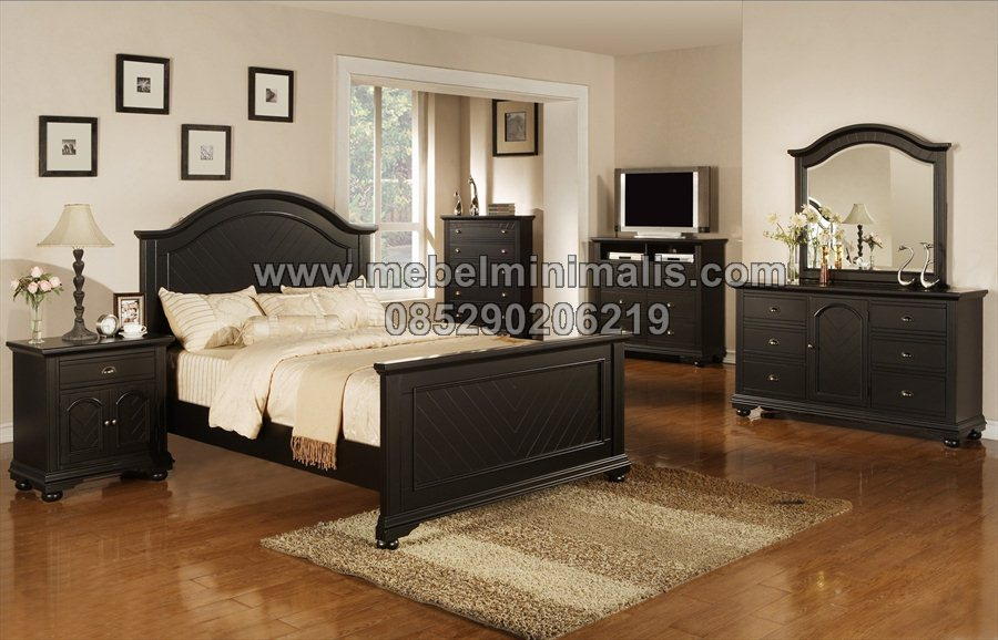 Gambar Tempat Tidur Minimalis Multi Fungsi MJ-TTM 190