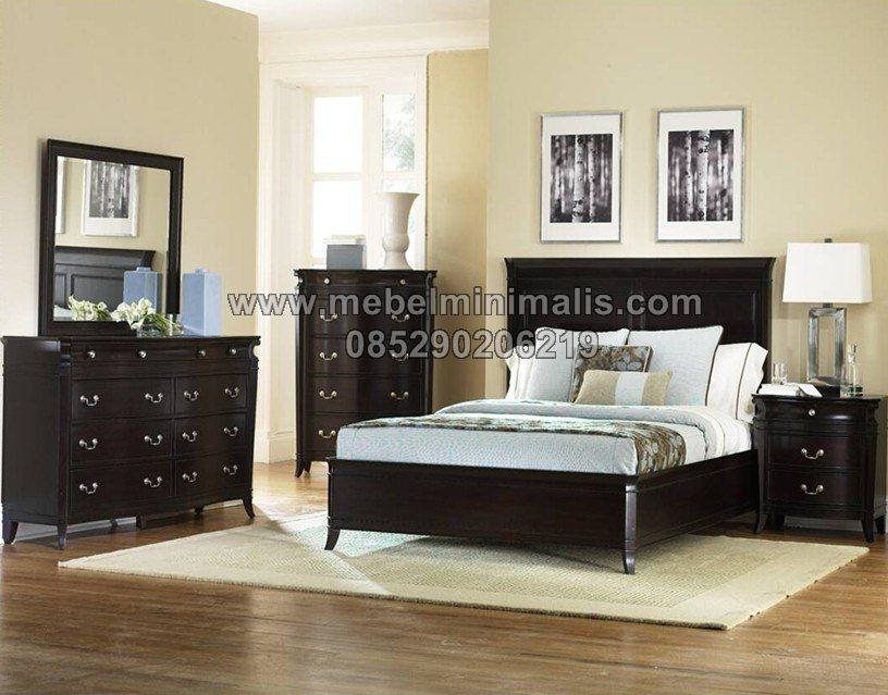 Gambat Tempat Tidur Minimalis MJ-TTM 210