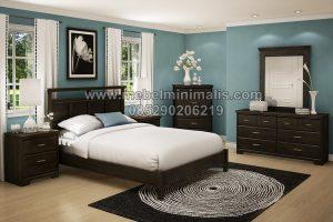 Harga Tempat Tidur Minimalis Multifungsi MJ-TTM 184