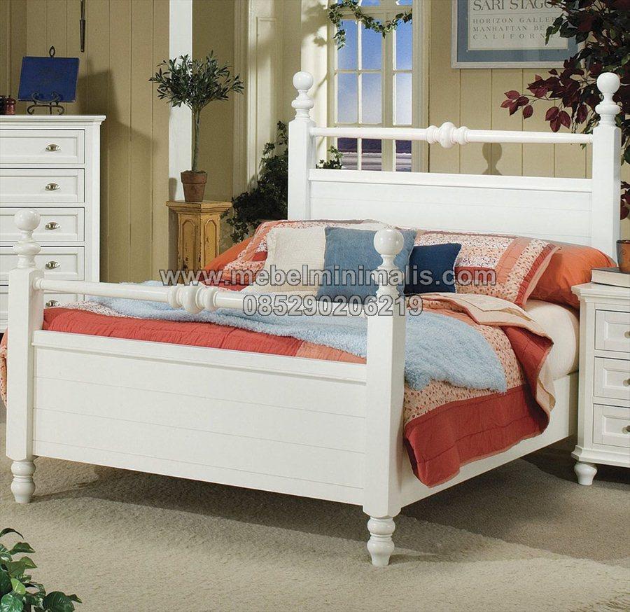 Harga Tempat Tidur Minimalis No 3 MJ-TTM 220