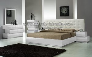 Jual Tempat Tidur Minimalis Depok MJ-TTM 250