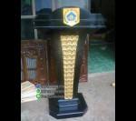 Pesanan Podium Mimbar Minimalis President Sekolahan FK-PM 113