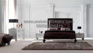Tempat Tidur Jati Minimalis Jakarta MJ-TTM 243