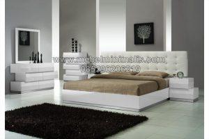 Tempat Tidur Jati Minimalis No2 MJ-TTM 251