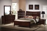 Tempat Tidur Kayu Minimalis Jakarta MJ-TTM 260