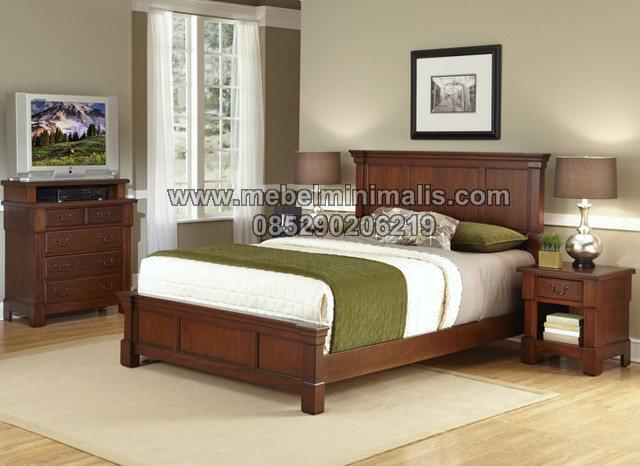 Tempat Tidur Minimalis Di Bandung MJ-TTM 175