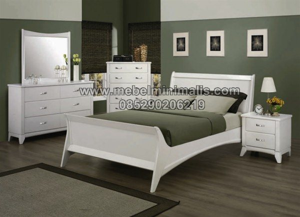 Tempat Tidur Minimalis Di Medan MJ-TTM 176