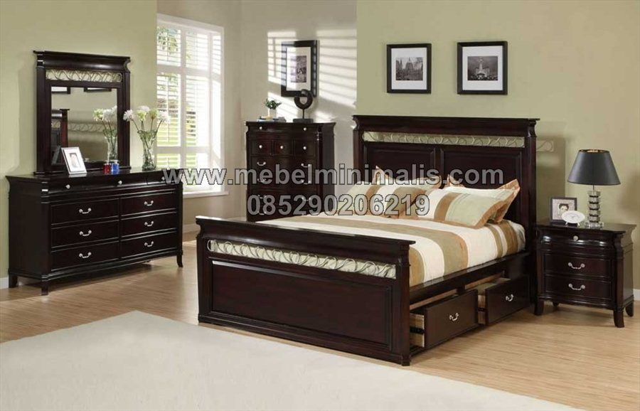 Tempat Tidur Minimalis Di Tangerang MJ-TTM 167