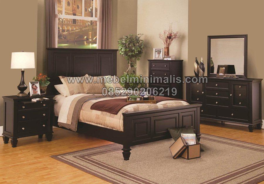 Tempat Tidur Minimalis Duco MJ-TTM 171