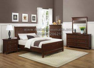Tempat Tidur Minimalis Hotel MJ-TTM 217