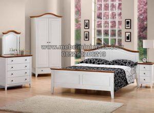 Tempat Tidur Minimalis Jati 2015 MJ-TTM 242