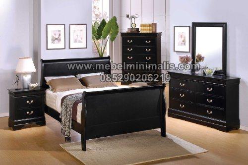Tempat Tidur Minimalis Kaskus MJ-TTM 254