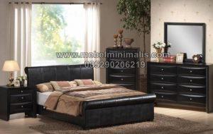 Tempat Tidur Minimalis Kelambu MJ-TTM 259