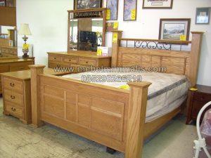 Tempat Tidur Minimalis Modern 2014 MJ-TTM 284