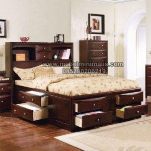 Tempat Tidur Minimalis Olympic MJ-TTM 298