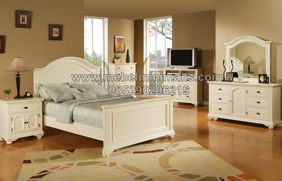 Tempat Tidur Minimalis Suami Istri MJ-TTM 231