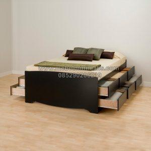 Tempat Tidur Tingkat Minimalis Jakarta MJ-TTM 245