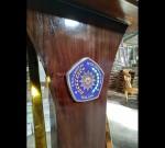 Harga Mimbar Gereja Furniture Best Seller MJ PM 331