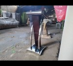 Harga Mimbar Masjid Minimalis Promo Stock Podium MJ PM 106