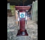 Harga Mimbar Masjid Sederhana Toko Online Furniture Minimalis MJ PM 597