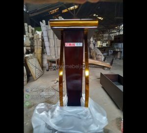 Harga Mimbar Podium Minimalis Ready Order 085290206219 MJ PM 395