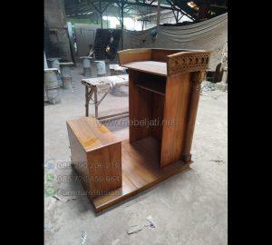 Jual Podium Minimalis Desain Furniture Modern MJ PM 461
