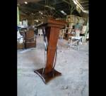 Mimbar Gereja Minimalis Toko Online Furniture Minimalis MJ PM 189