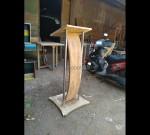 Mimbar Kaca Gereja Ready Order 085290206219 MJ PM 179