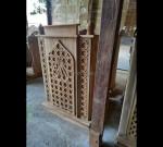 Mimbar Masjid Minimalis Modern Desain Paling Laku MJ PM 452