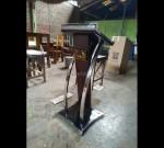 Mimbar Masjid Sederhana Desain Furniture Modern MJ PM 269