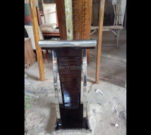Mimbar Minimalis Stainless Promo Furniture Terlaris MJ PM 486