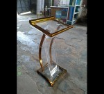 Mimbar Mushola Minimalis Promo Furniture Terlaris MJ PM 366