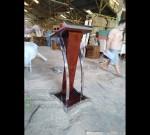 Mimbar Mushola Minimalis Toko Online Furniture Minimalis MJ PM 141