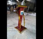 Mimbar Mushola Minimalis Toko Online Furniture Minimalis MJ PM 261
