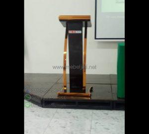 Podium Jati Minimalis Special Produk Terupdate MJ PM 569