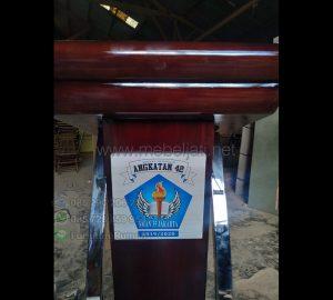 Podium Masjid Minimalis Produk Mebel Jepara MJ PM 600