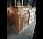 Podium Masjid Minimalis Promo Furniture Terlaris MJ PM 438