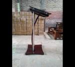 Podium Pidato Minimalis Asli Furniture Jepara MJ PM 215