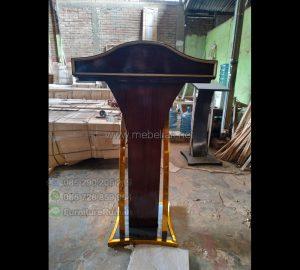 Podium Stainless Minimalis Promo Terbaru Kami MJ PM 327
