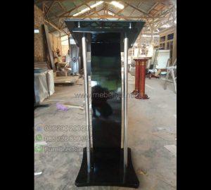 Ukuran Podium Pidato Furniture Best Seller MJ PM 523